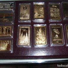 Material numismático: LINGOTES VARIADOS 3. Lote 288200468