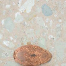 Material numismático: LOTE 2 MONEDAS JETON CHINATOWN SAN FRANCISCO. Lote 288351288