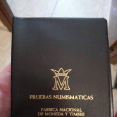 Material numismático: PRUEBA NUMISMÁTICA JUAN CARLOS I 1979 ( *). Lote 288916948