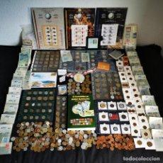 Material numismático: ⚜️ A2344. TODOCOLECCIONISMO!!! ABSOLUTAMENTE TODO LO QUE SE VE EN LAS FOTOS. 3,4KG. Lote 289405773