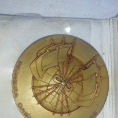 Material numismático: MEDALLA CENTENARIO CASA DAS BANDEIRAS. Lote 295984183