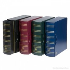 Material numismático: SET VARIO-CLASSIC GIGANT GRAN CAPACIDAD. CON CAJETÍN A JUEGO. 263X310X90MM.. Lote 296770388