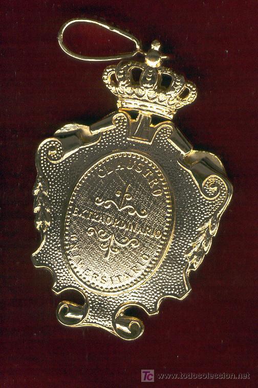 Medallas condecorativas: MEDALLA DE DOCTOR. - Foto 2 - 156811933