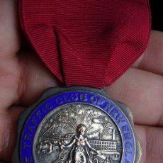 Medallas condecorativas: MEDALLA NORTEAMERICANA DE TRAFICO. Lote 20172084