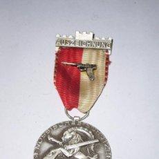 Medallas condecorativas: PREMIO DE TIRO SUIZO AÑO 1949. Lote 15556409
