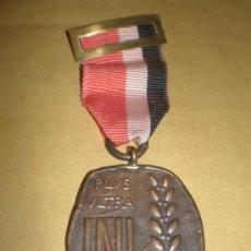Medallas condecorativas: MEDALLA DEL INI (CATEGORIA DE BRONCE).. Lote 26592818