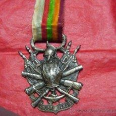 Medallas condecorativas: CONDECORACIÓN FRANCESA DE PLATA Á CLASIFICAR.. Lote 22220624