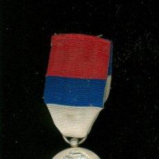 Medallas condecorativas: MEDALLA DE LA REPUBLICA FRANCESA. MINISTERIO DE INDUSTRIA Y COMERCIO. HONOR TRAVAIL. 1893.. Lote 22654752