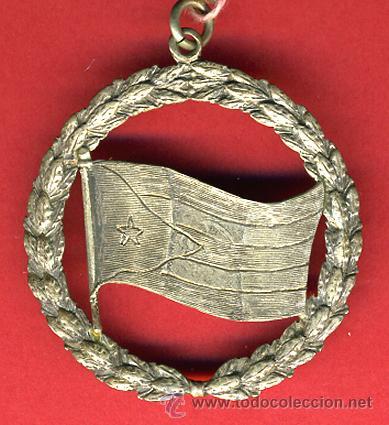 Medallas condecorativas: MASONERIA , OBJETO MASON CON MEDALLA DE LOGIA , ORIGINAL, CUBA, VER FOTO ADICIONAL - Foto 2 - 25856083