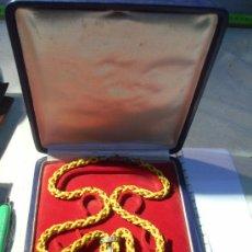 Medallas condecorativas: MALLORCA. EXCELENTÍSIMA DIPUTACIÓN PROVINCIAL DE BALEARES. MEDALLA DE PLATA. EN ESTUCHE.1964. Lote 26485887