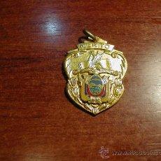 Medallas condecorativas: ANTIGUA MEDALLA AL MERITO ESCOLAR CONDECORACIÓN - REFª (JC). Lote 27120797