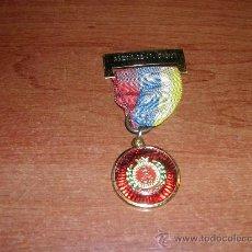 Medallas condecorativas: ANTIGUA MEDALLA ESCOLAR PREMIO DE APLICACIÓN COLEGIO CALASANZ CONDECORACIÓN - REFª (JC). Lote 27121533