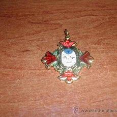 Medallas condecorativas: ANTIGUA MEDALLA ESCOLAR INSTITUTO BETHANIA CONDECORACIÓN - REFª (JC). Lote 27121995