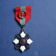 Medallas condecorativas: BRASIL. CONDECORACION MERITO NAVAL REPUBLICA DOS ESTADOS UNIDOS DO BRASIL. Lote 29306310
