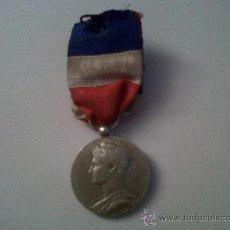 Medallas condecorativas: MEDALLA FRANCESA MINISTERE DU COMMERCE ET DE L'INDUSTRIE-HONNEUR TRAVAIL-1903-COMERCIO Y INDUSTRIA. Lote 29990201