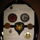 Medallas condecorativas: ROTA. FUERZAS ESPECIALES AMERICANAS. 4 MEDALLAS Y 1 PARCHE. HOSPITAL NAVAL. LEER. Lote 31139581