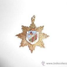 Medallas condecorativas: ANTIGUA MEDALLA ESCOLAR/RELIGIOSA: AGUSTINIANO. FRAY LUIS DE LEÓN. Lote 36038839