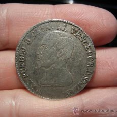Medallas condecorativas: BOLIVIA. MEDALLA. PUEBLO DE C(0CHA)B(AM)BA, AL VENCEDOR DE SAN JUAN.. Lote 36640628
