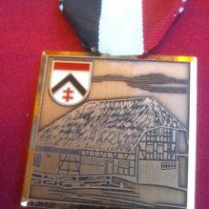 Medallas condecorativas: MEDALLA CONDECORACION SUIZA .1992 .4X4CM . Lote 42954333