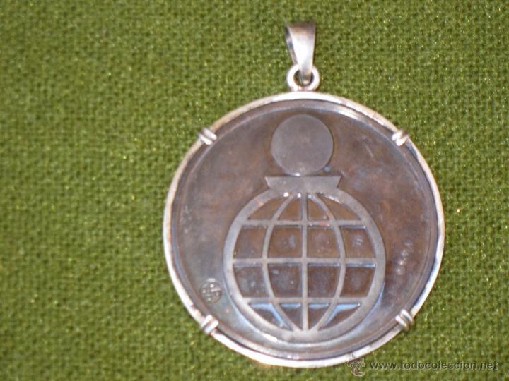 Medallas condecorativas: MEDALLA CORPORATIVA ANTIGUA DE LA CAJA DE AHORRO PROVINCIAL DE TOLEDO. 1960 - Foto 3 - 42995570