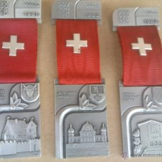 Medallas condecorativas: MEDALLA CONDECORACION SUIZA .. Lote 43574839