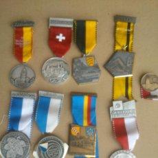 Medallas condecorativas: COLECCION MEDALLA CONDECORACION SUIZA .. Lote 43574902