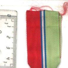 Medallas condecorativas: MEDALLA FRANCESA 1948. SINDICATO DEL COMERCIO Y LA INDUSTRIA. Lote 43808372