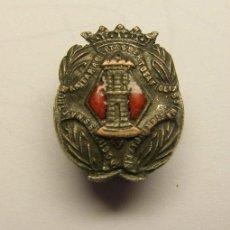 Medallas condecorativas: CONDECORACIÓN O INSIGNIA DE TORTOSA.. Lote 43950451