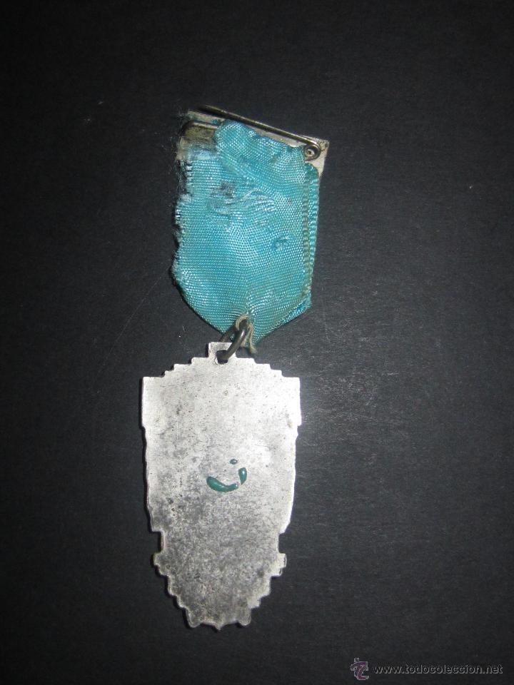 Medallas condecorativas: Medalla escolar.Scienta Fides Ars.IHS - Foto 2 - 46043933