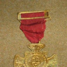 Medallas condecorativas: MEDALLA CON PASADOR - LEGION DE HONOR LABOREMUS . Lote 46079239