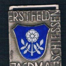 Medallas condecorativas: ERSTFELD JAGDMATT SCHIESSEN. FLOR. Lote 47474540