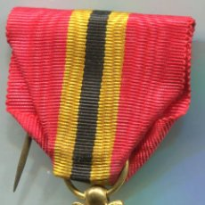 Medallas condecorativas: BÉLGICA. MEDALLA CONMEMORATIVA DEL REINADO LEOPOLDO II. 1865-1905.. Lote 48039296