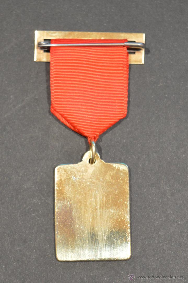 Medallas condecorativas: MEDALLA CINTA Y PASADOR COLEGIO NELLY BARCELONA - Foto 2 - 49016085