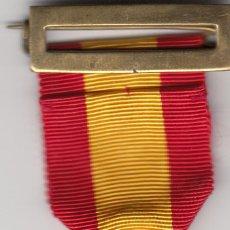Medallas condecorativas: MEDALLA FIESTA DEL MAESTRO BILBAO 1965. Lote 46959085