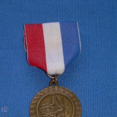 Medallas condecorativas: MEDALLA PREMIO ESCOLAR FRANCIA. Lote 49156995