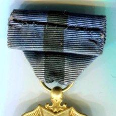 Medallas condecorativas: BÉLGICA. MEDALLA CONMEMORATIVA DEL REINADO LEOPOLDO II. 1865-1905.. Lote 49167167