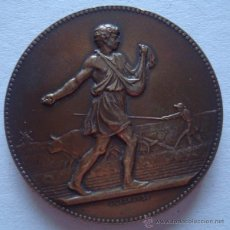 Medallas condecorativas: MEDALLA DEL MINISTERIO DE AGRICULTURA DE LA REPÚBLICA FRANCESA. Lote 50172307