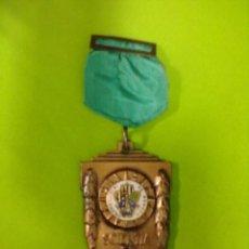 Medallas condecorativas: MEDALLA COLEGIO NUESTRA SEÑORA DE BEGOÑA. Lote 50404805