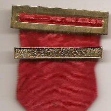 Medallas condecorativas: MEDALLA ESCOLAR O COLEGIAL. RELIGIÓN. Lote 50573507
