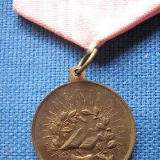 Medallas condecorativas: MEDALLA ESCOLAR AL MERITO - PREMIO A LA APLICACION. Lote 51671310