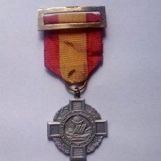 Medallas condecorativas: PREMIO AL MERITO, MEDALLA DE COLEGIO. Lote 51782001