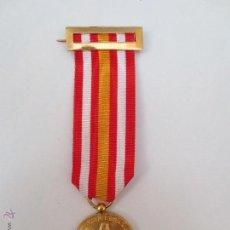 Medallas condecorativas: MEDALLA DE LA CRUZ ROJA - PREMIO A LA CONSTANCIA - DORADA.. Lote 54653770