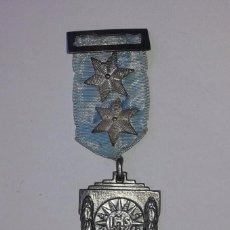 Medallas condecorativas: 5 MEDALLAS AL MÉRITO ESCOLAR. COLEGIO EL SALVADOR, ZARAGOZA. 1954, 1955,1956. Lote 56523164