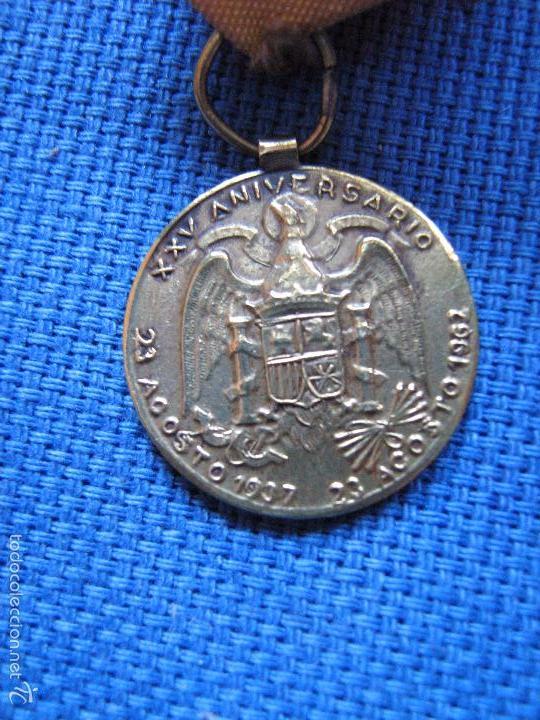 Medallas condecorativas: MINIATURA DE MEDALLA PASADOR 2 CM DIAMETRO - XXV ANIVERSARIO SERVICIO NACIONAL DEL TRIGO 1937/1962 - Foto 4 - 58299481