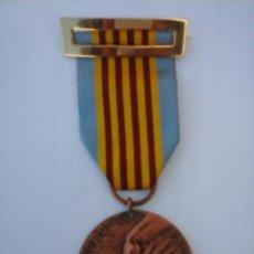 Medallas condecorativas: MEDALLA INUNDACIONES DE VALENCIA 1957. Lote 58556430
