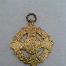 Medallas condecorativas: MEDALLA COLEGIO PREMIO A LA APLICACION. Lote 60653079