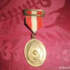 Medallas condecorativas: PRERIOSA MEDALLA ANTIGUA,MERITO HONOR APLICACION,EN LATON. Lote 62318552