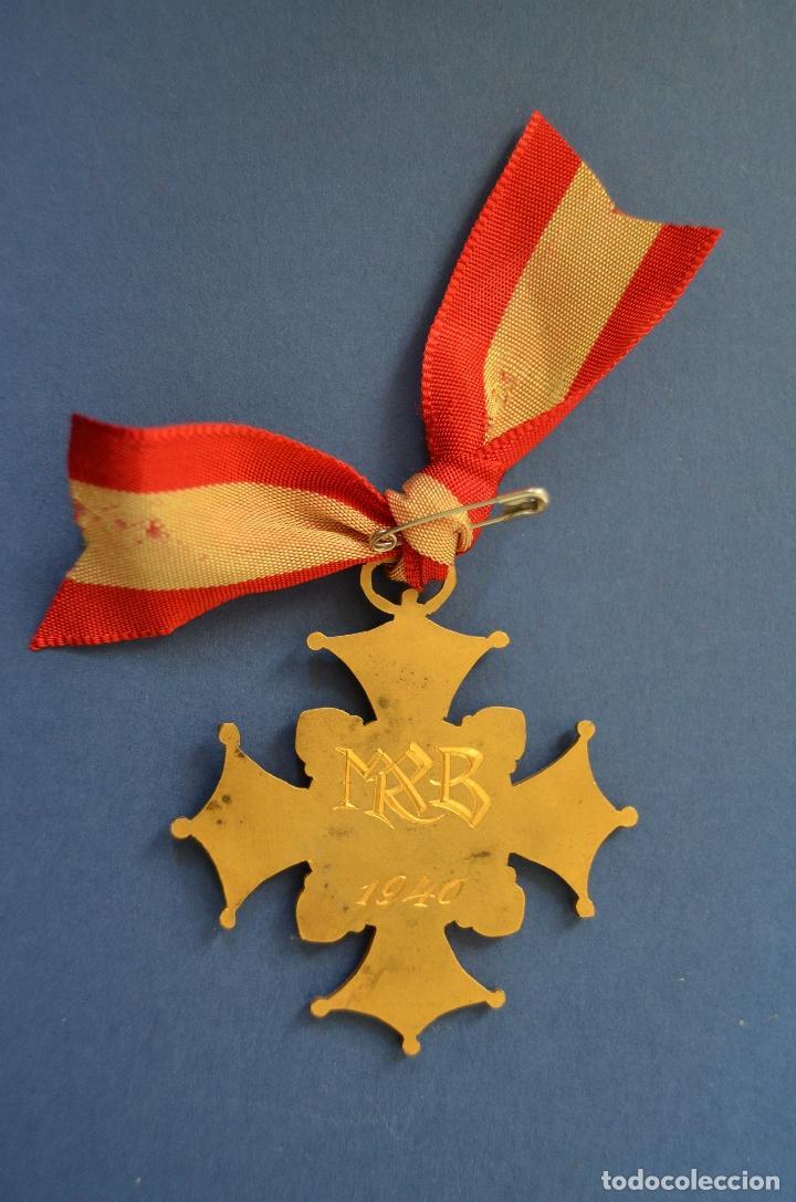 Medallas condecorativas: MEDALLA LEGION DE HONOR LABOREMUS - Foto 2 - 64670247