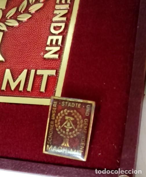 Medallas condecorativas: GRAN LOTE DE DIFERENTES PREMIOS Y CONDECORACIONES DEPORTIVAS Y OTRAS DE ALEMANIA . . . - Foto 4 - 66914646