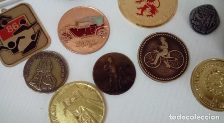 Medallas condecorativas: GRAN LOTE DE DIFERENTES PREMIOS Y CONDECORACIONES DEPORTIVAS Y OTRAS DE ALEMANIA . . . - Foto 7 - 66914646